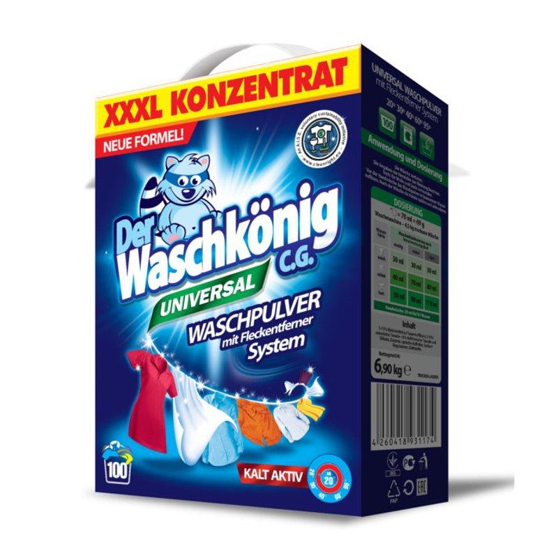 Proszek do prania Der Waschkönig C.G. Universal 6,9 kg
