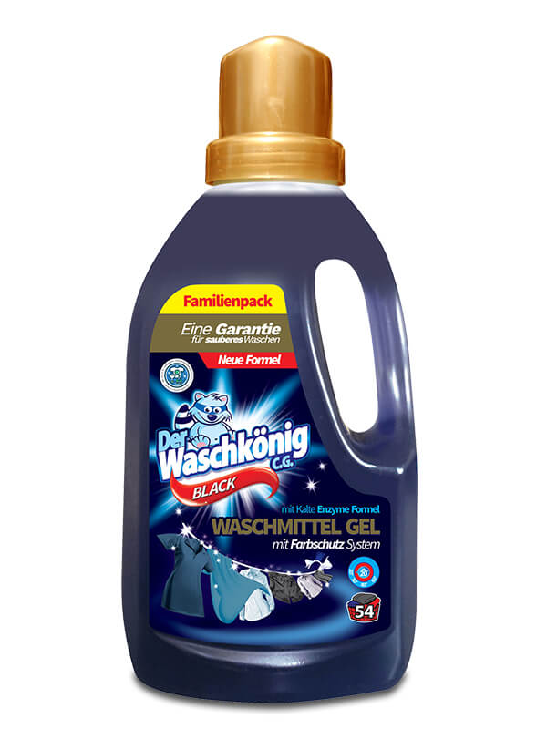Żel do prania Der Waschkönig C.G. Black 1,625 l