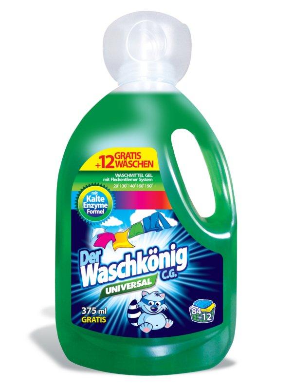 Żel do prania Der Waschkönig C.G. Universal 3,375 l