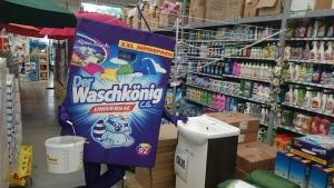 Produkty Der Waschkönig C.G. dostępne w Bricomarché