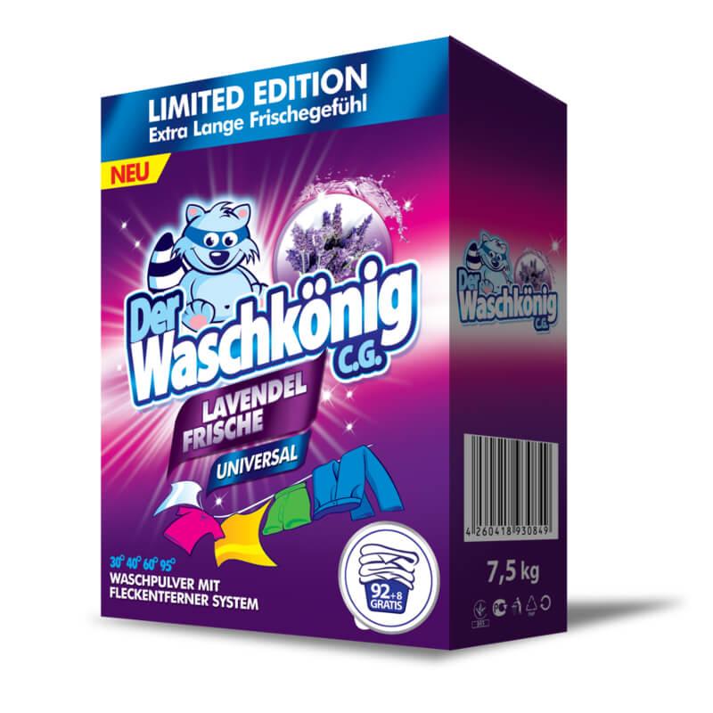Proszek do prania Waschkonig Lavendel Frische Universal 7,5 kg