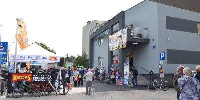 Otwarcie Sklepu Krzyś w Lesznie