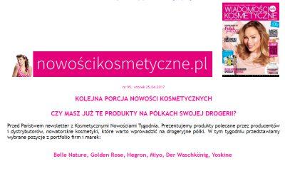 Proszek Der Waschkönig C.G. Universal polecany przez portal Nowości Kosmetyczne