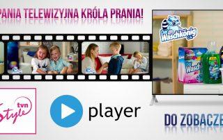 Reklama Waschkonig w telewizji!
