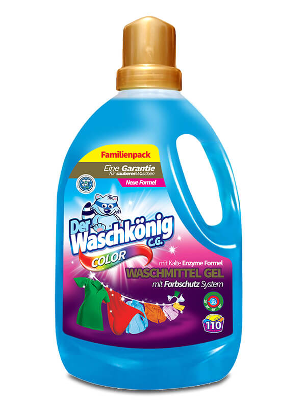 Żel do prania Waschkonig Color 3,305 l